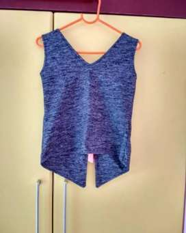 PARTY WEAR BACKLESS TOP