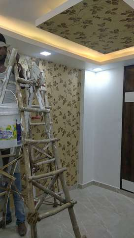 1bhk corner side flat uttam nagar west delhi