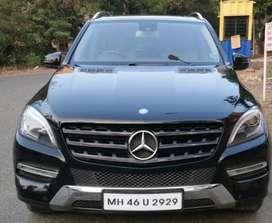 Mercedes-Benz M-Class ML 250 CDI, 2013, Diesel