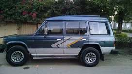 EXCELLENT PAJERO 99% Genuine, FULL OPTIONS, Cash or Exchange OR both