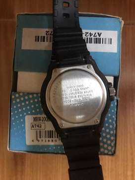 Brand new CASIO watch