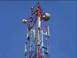 4G 5G TOWERS JOBS AVAILABLE FOR ALL INDIA