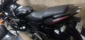 BAJAJ PULSAR 220  5  MONTH'S 5 YEARS INSURANCE