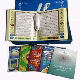 Quran reading pen with brand new features