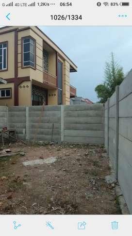 Jual pagar beton panel precast paving block.udicth bis beton  SLR cell