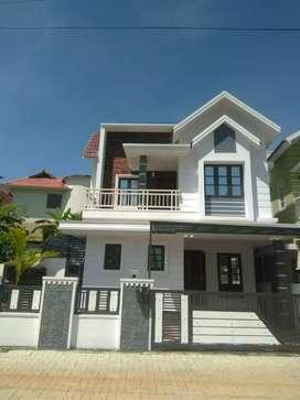 3 bhk 1500 sqft new build house at kakkanad near kangarapady
