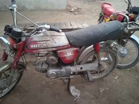 Suzuki 80 for sale hy