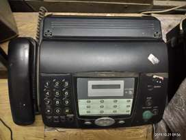 For sale Panasonic fax machine