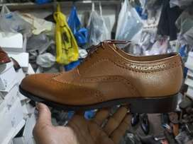 Leather shoes Formal for men handmade also available on order
