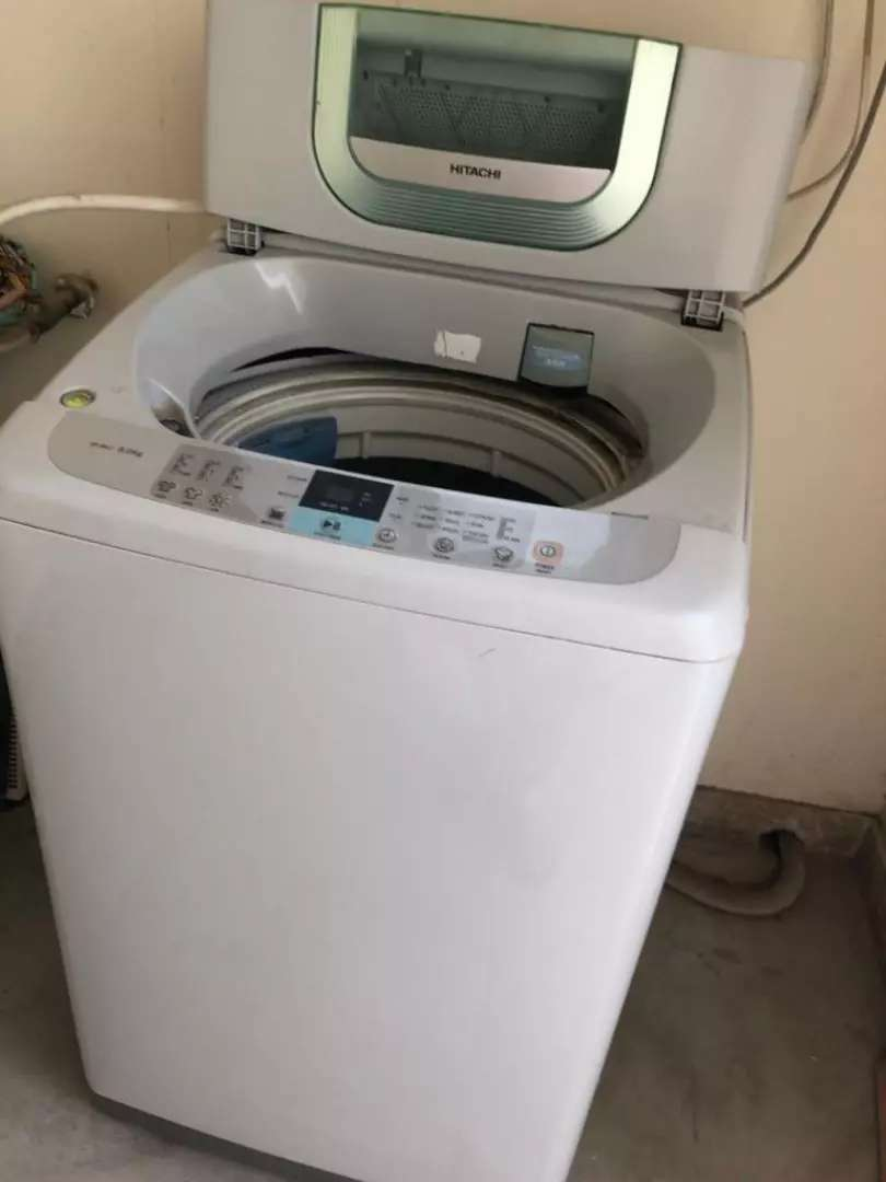 Hitachi Fully Automatic Washing Machine 0