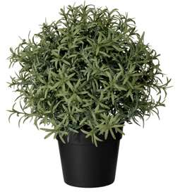 IKEA Artificial potted plant Rosemary