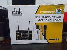 Wireless Microphone DBK JTSS 5500