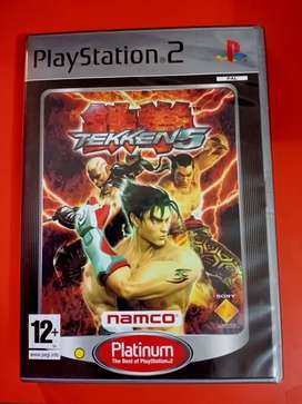 Tekken 5 for ps2