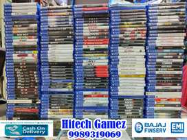 Ps4 Games Buy/Sell/Trade In Exchange at Hitech Gamez Guntur