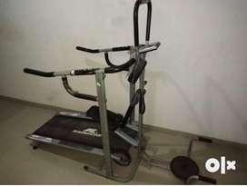 4in 1 treadmill