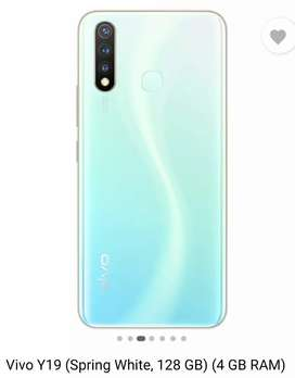 VIVO Y19 (4month running) Market Price- 15,000
