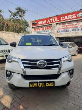 Toyota Fortuner 2.8 4X4 Automatic, 2017, Diesel