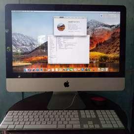 iMac 21.5 2011 Core i5 - Bukan Macbook Asus Zenbook Dell AIO