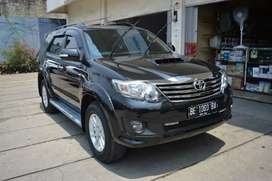 Fortuner G matic 2014.