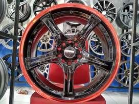 Velg Mobil Murah SAGA 55083 HSR Ring 18