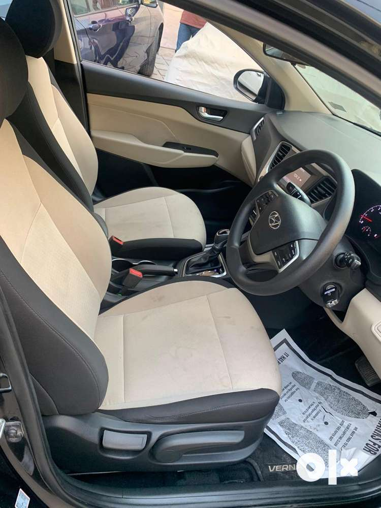Hyundai Fluidic Verna 1.6 VTVT S (O) Automatic, 2018, Petrol ₹ 9,3500