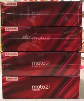 motorola z2 force 6gb 128gb dual box pack