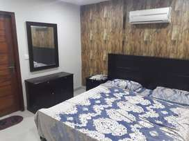 Require Furnished Room For Rent