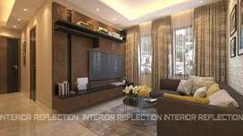 Full furnished flat on sale