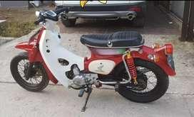 Motor honda 2001
