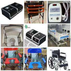 Wheel chair on rent Rs.800
