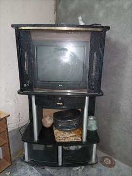 TV with trolley