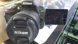 Kamera Nikon D5300 gratis 1x cicilan