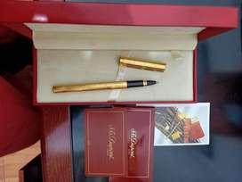 Authentic pena pulpen ST Dupont