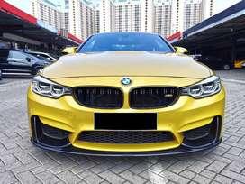 BMW M4 2015 Austin Yellow KM 19rb