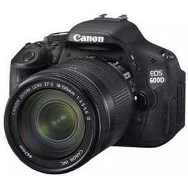 Miliki Dan Langsung Aja DiKredit Kamera Canon 600D Proses Yang Cepat