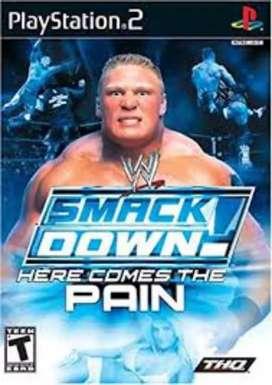 WWE SMACKDOWN PAIN