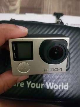 For Sale GOPRO HERO 4 SILVER