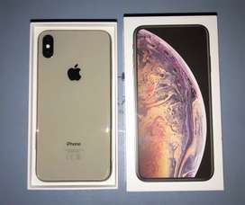 Iphone 10s max 512gb used
