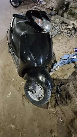 Well conditioned activa for sale no bargain timepass please don't msg