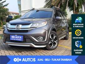 [OLXAutos] Honda BRV 1.5 Prestige A/T 2016 Abu-abu