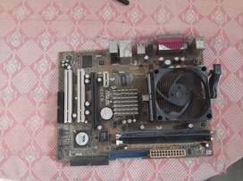 CPU mother bord