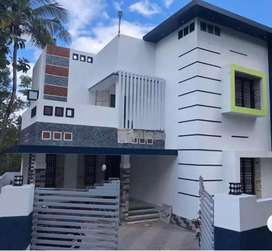 New house sreekariyam powdikonam