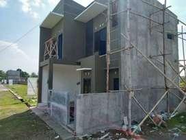 Rumah Murah 2 Lantai Hanya 715 Juta di Klaten Tengah