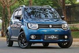 Suzuki Ignis 1.2 GX M/T 2017 Dp 13Jt Pajak Panjang