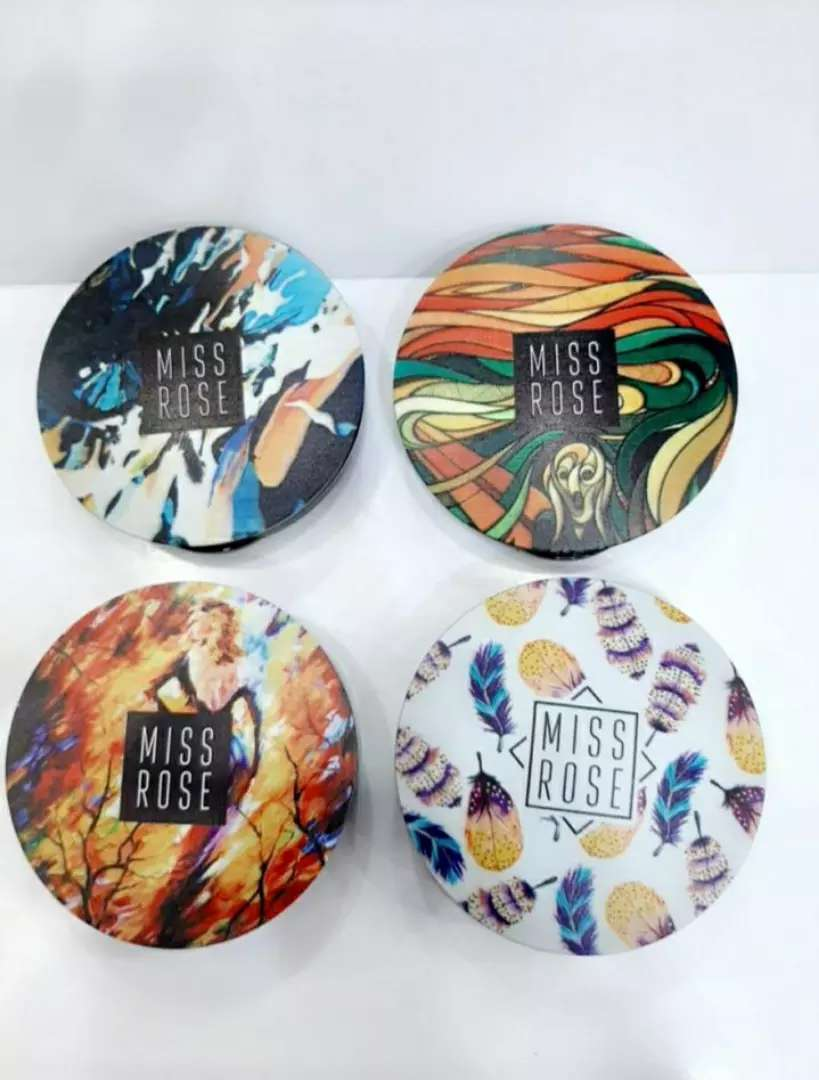 Miss rose mineral compact powder 0