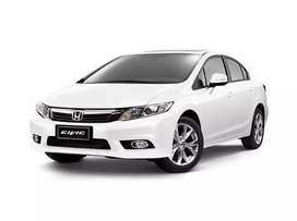Honda Civic Turbo 2015 now available on only 20% advance