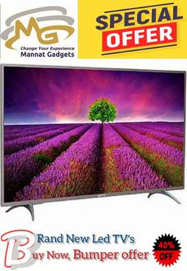 (Special Discounted rate): 55 inch Smart LED TV + 4k UHD support