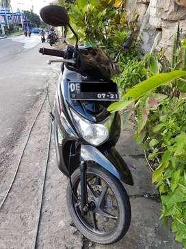 Honda Beat Pop 2016 SS Lengkap Pajak Panjang