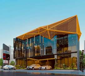 Commercial Building for Sale at Cherooty Nagar