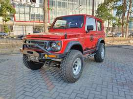 Suzuki Katana M/T bensin thn 1995 full variasi